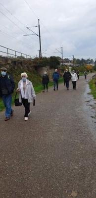 Petite marche à Sierck les Bains