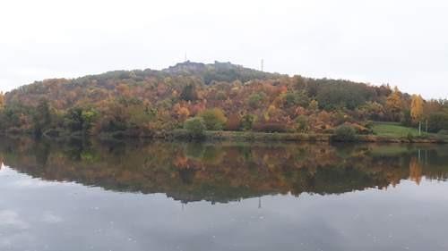 La Moselle et les jolies teintes d'Automne