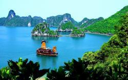 Baie d halong paysages vietnam asie sud est4