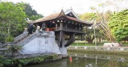 Hanoi pagode pilier unique2