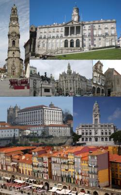 Porto montage